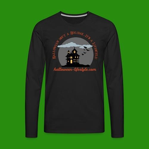 HL shirtlogo - Men's Premium Long Sleeve T-Shirt