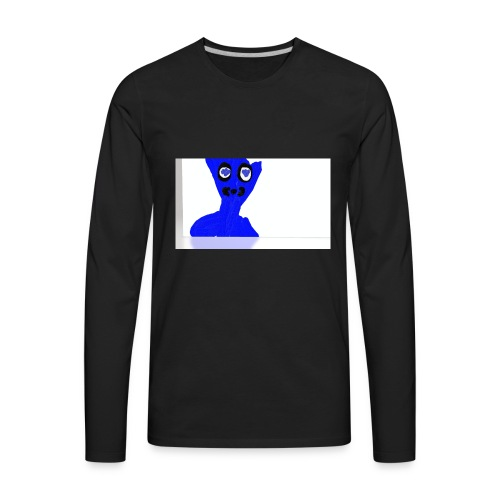 tomfam_vlogs first merch piece - Men's Premium Long Sleeve T-Shirt