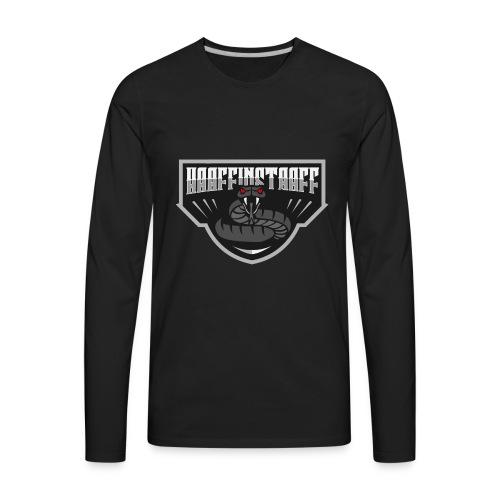 Haaffinstaaff - Men's Premium Long Sleeve T-Shirt