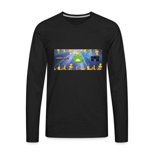 froggeyking10 - Men's Premium Long Sleeve T-Shirt