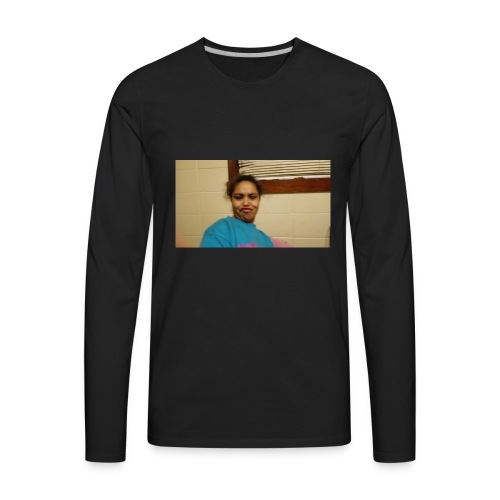 Weed got me like - Men's Premium Long Sleeve T-Shirt