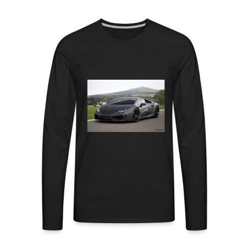killer gaming - Men's Premium Long Sleeve T-Shirt