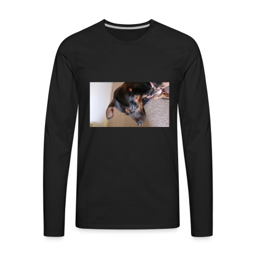 Peanutminaster - Men's Premium Long Sleeve T-Shirt