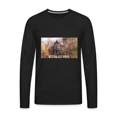 witcheshathouse2 - Men's Premium Long Sleeve T-Shirt