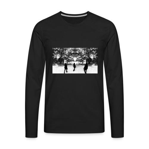 Leader 2018 n - Men's Premium Long Sleeve T-Shirt