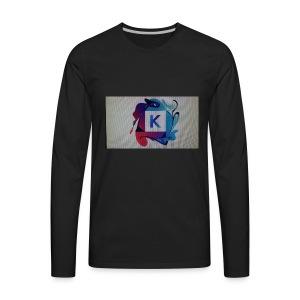 K stuff - Men's Premium Long Sleeve T-Shirt