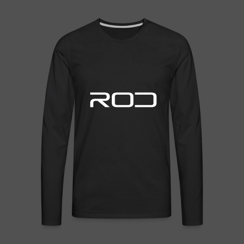 Rod - Men's Premium Long Sleeve T-Shirt