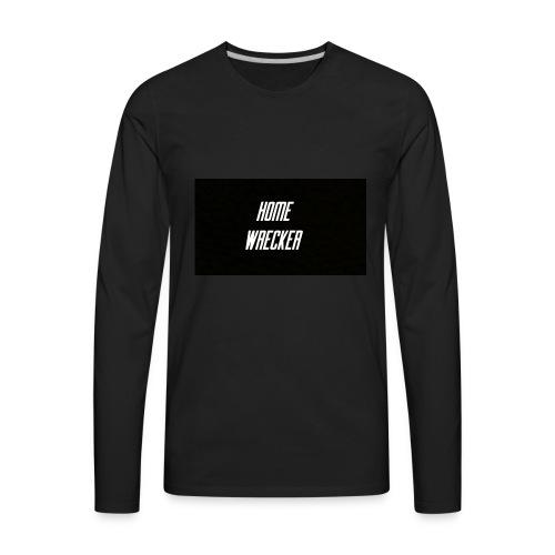 Home Wrecker's Accessories - Men's Premium Long Sleeve T-Shirt