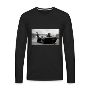 LAMBO - Men's Premium Long Sleeve T-Shirt