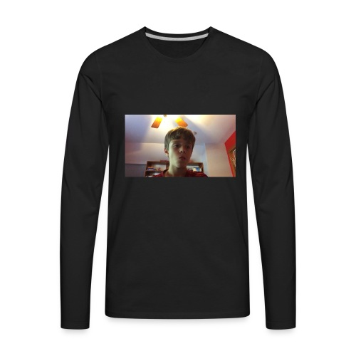 exclusev lickers - Men's Premium Long Sleeve T-Shirt