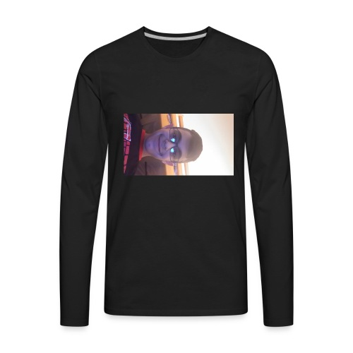 1511912313036302855557 I worked really hard for th - Men's Premium Long Sleeve T-Shirt