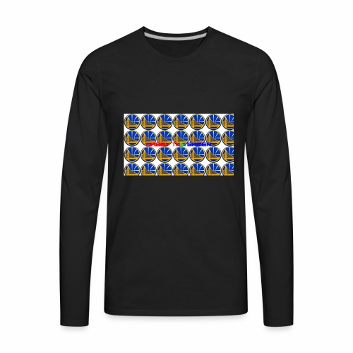 Gabby the gamer merch. - Men's Premium Long Sleeve T-Shirt