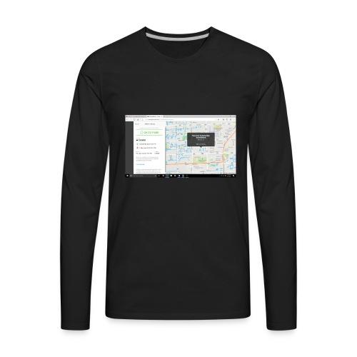 PARKING JO - Men's Premium Long Sleeve T-Shirt