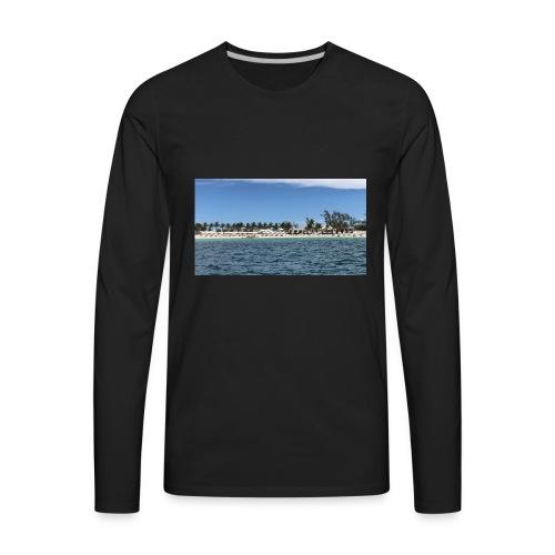 Bahamas Mamas - Men's Premium Long Sleeve T-Shirt