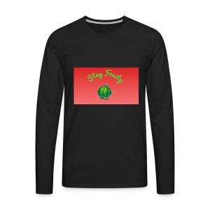 Fruit Stuff - Men's Premium Long Sleeve T-Shirt