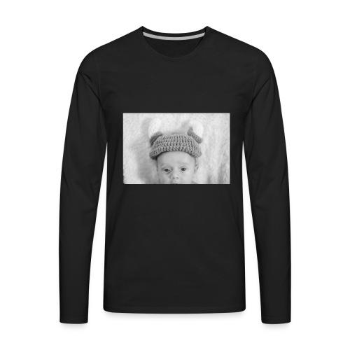 Baby Viking - Men's Premium Long Sleeve T-Shirt