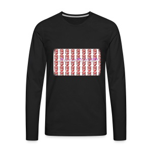 Jamsters Logo - Men's Premium Long Sleeve T-Shirt