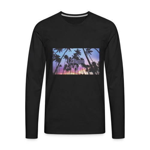 LZHype - Men's Premium Long Sleeve T-Shirt