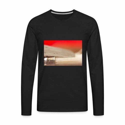Don't sweat the little things - Men's Premium Long Sleeve T-Shirt