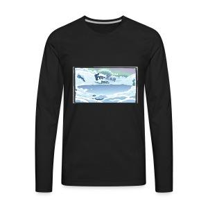 FroXan - Men's Premium Long Sleeve T-Shirt