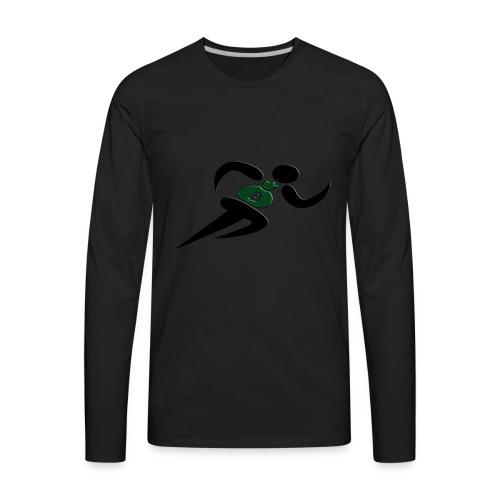 Bag Cha$er - Men's Premium Long Sleeve T-Shirt