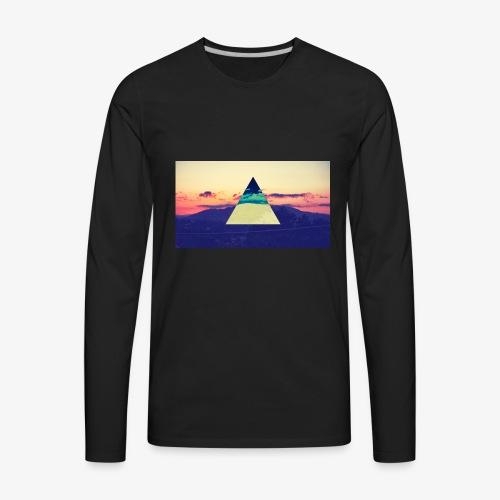 galaxy sweatshirt - Men's Premium Long Sleeve T-Shirt