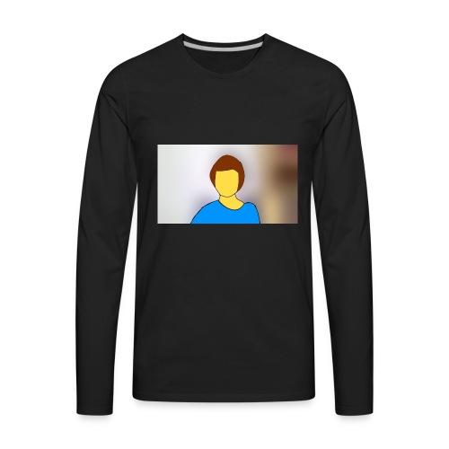BencePlays - Men's Premium Long Sleeve T-Shirt