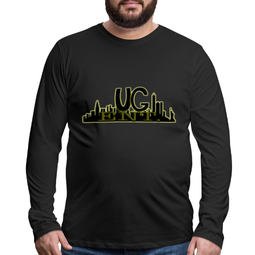UG ENT - Men's Premium Long Sleeve T-Shirt