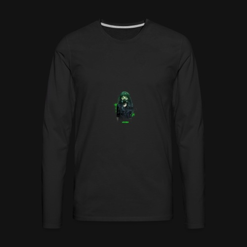 Infected_SP_Edition - Men's Premium Long Sleeve T-Shirt