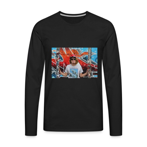 The Graffiti Collection - Men's Premium Long Sleeve T-Shirt