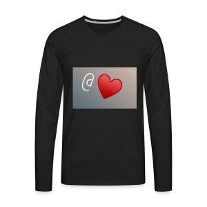 Alana Rittman - Men's Premium Long Sleeve T-Shirt