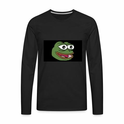 anything anytime - Men's Premium Long Sleeve T-Shirt