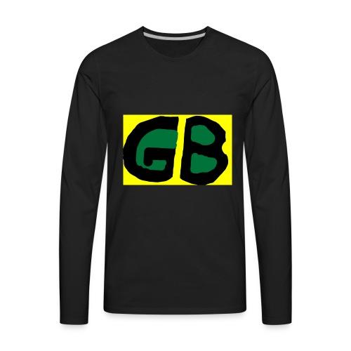 482FB6E2 FBF7 438A 99A6 E3D90C5C9667 - Men's Premium Long Sleeve T-Shirt
