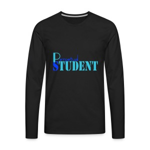 Perpetual student - Men's Premium Long Sleeve T-Shirt