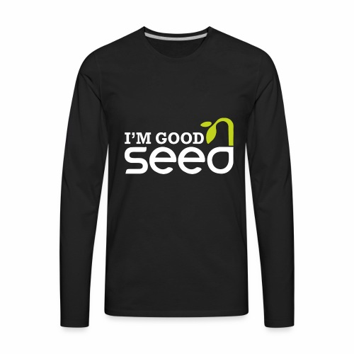 GOOD SEED - Men's Premium Long Sleeve T-Shirt
