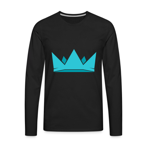Newcomer Logo - Men's Premium Long Sleeve T-Shirt