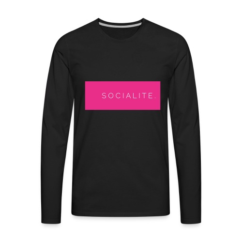 Sweetie - Men's Premium Long Sleeve T-Shirt