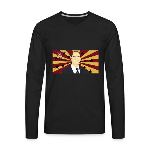 Bart Becker - Men's Premium Long Sleeve T-Shirt