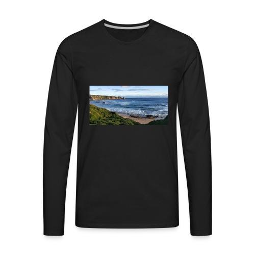Natural beauty - Men's Premium Long Sleeve T-Shirt