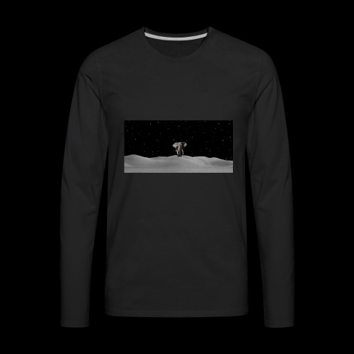 ANDROMEDA, The Elephant Graveyard - Men's Premium Long Sleeve T-Shirt