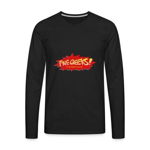 FiveGeeks.Blog - Men's Premium Long Sleeve T-Shirt