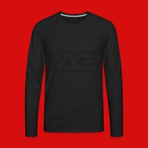 AG MERCH - Men's Premium Long Sleeve T-Shirt