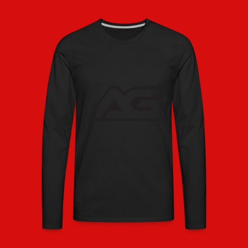 AG MERCH - Men's Premium Long Sleeve T-Shirt