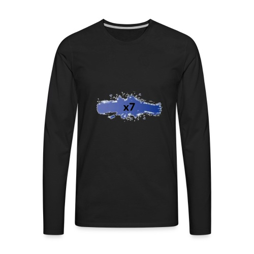 clas x7 - Men's Premium Long Sleeve T-Shirt