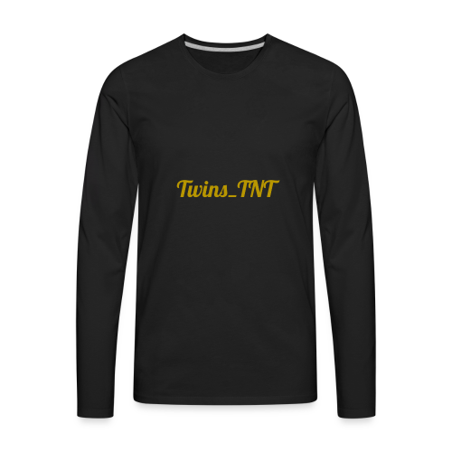 69D2487A 9A9E 4F6B 84B1 834AF3832F04 - Men's Premium Long Sleeve T-Shirt