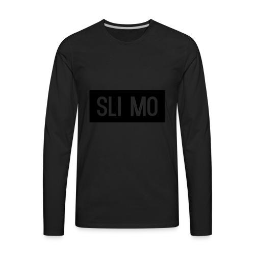 Logoforhoddies - Men's Premium Long Sleeve T-Shirt