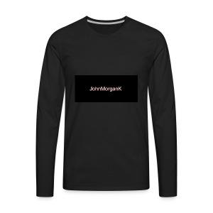 JohnMorganK - Men's Premium Long Sleeve T-Shirt