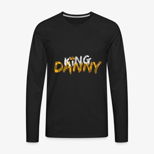 King Danny Merchandise - Men's Premium Long Sleeve T-Shirt