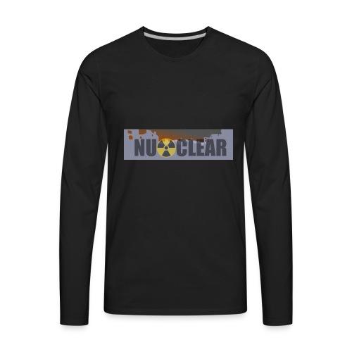 nu_clear - Men's Premium Long Sleeve T-Shirt