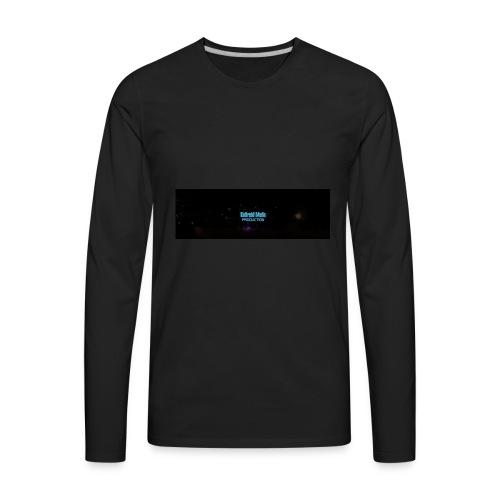 KinDredd1MediaProduction - Men's Premium Long Sleeve T-Shirt
